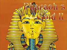 Pharaohs Gold 2 в Вулкане Удачи