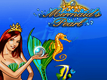 Mermaid's Pearl в Вулкане Удачи