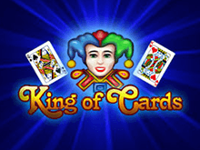 King Of Cards онлайн в Вулкан