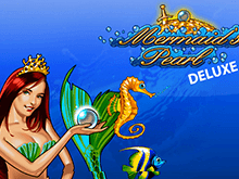 Автомат онлайн Mermaid's Pearl Deluxe